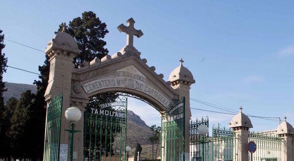 Cementerio santa Lucía