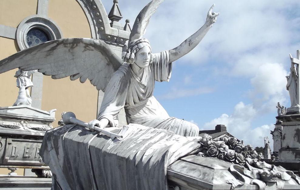 Cementerio La Carriona