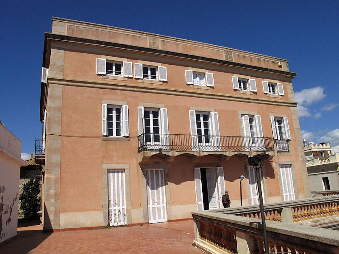 Edificio Miramar e Sitges